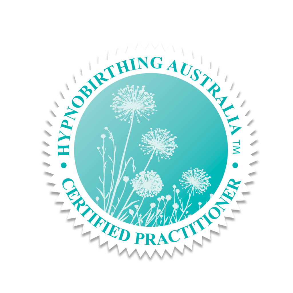 Hypnobirthing Australia TM Certified Practitioner Seal