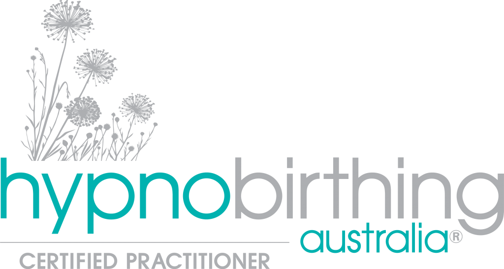 Hypnobirthing Australia Certified Practitioner LongLogo
