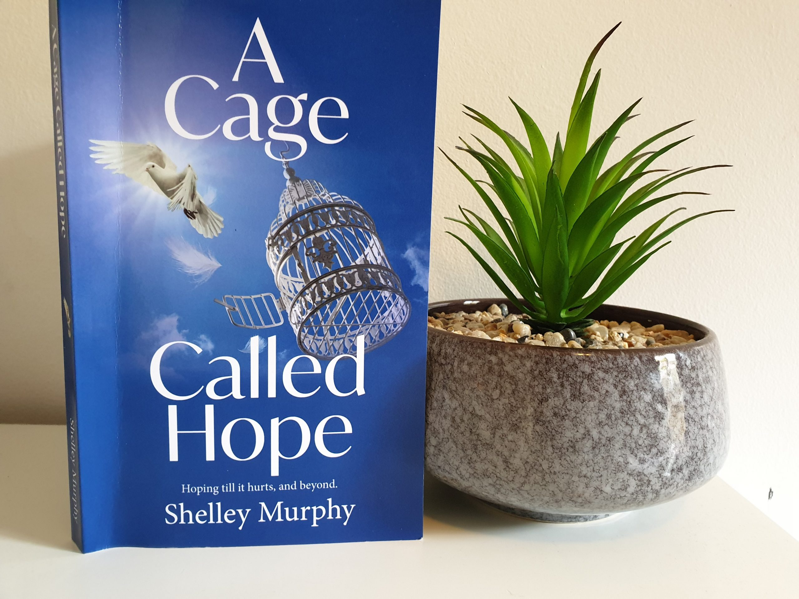 Book Review – A Cage Called Hope by Shelley Murphy